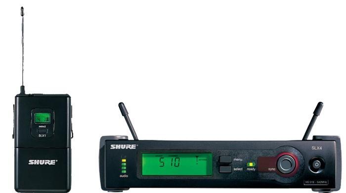 Shure SLX14 Guitar Set