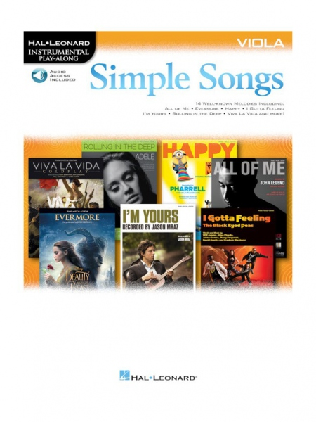 No brand Simple Songs: Viola