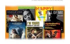 No brand Simple Songs: Violin