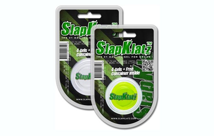 SlapKlatz Damper gel Set Verde