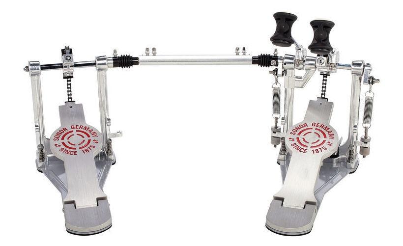 Pedala dubla de toba mare Sonor DP 2000 R Double Pedal