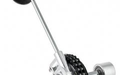 Pedala dubla de toba mare Sonor DP 4000 R Double Pedal