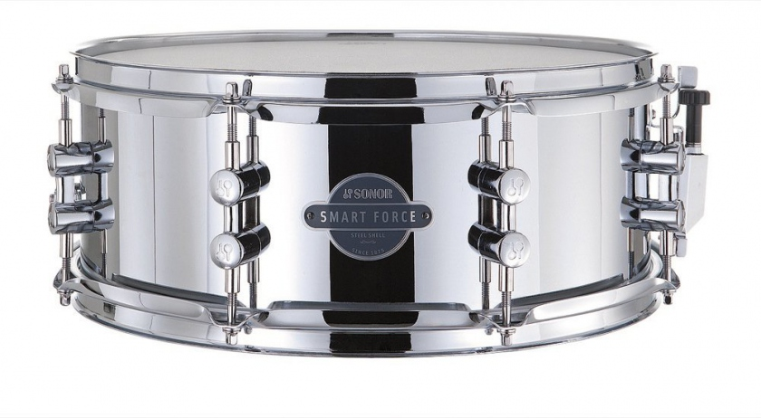 Sonor Smart Force Steel Snare 14x5.5