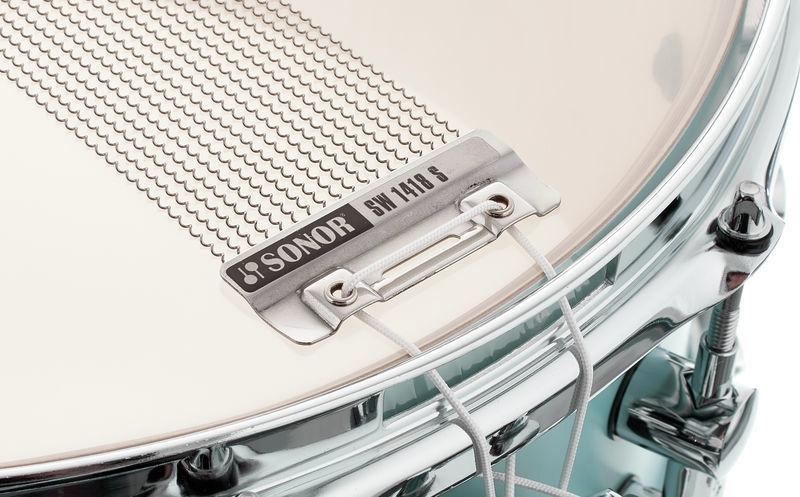 Premier/toba mica Sonor SQ1 Snare Cruiser Blue