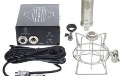 Microfon condenser cardioid pe lampa Sontronics Aria