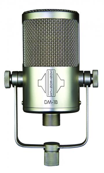 Microfon condenser cardioid  pentru toba mare si bass Sontronics DM-1B