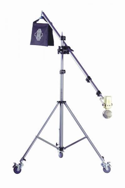 Stativ de microfon cu roti si contra-greutate Sontronics Matrix 10