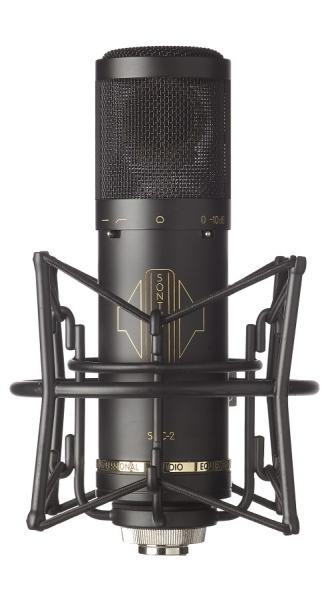Microfon de studio Sontronics STC-2 Black