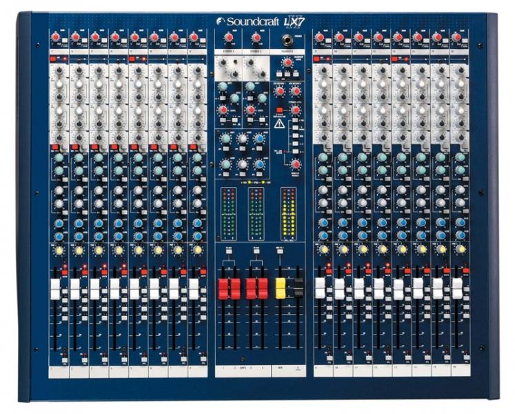 Soundcraft LX-7 II 16
