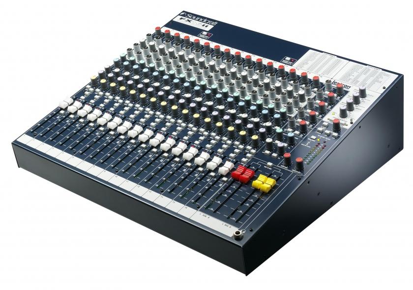 Soundcraft Spirit FX16 II