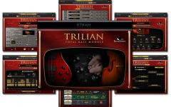 Instrument virtal bass Spectrasonics Trilian