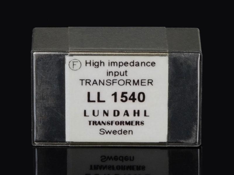 SPL Line In Lundahl Transformer