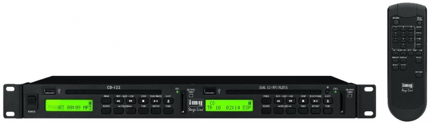 Stage Line CD-122