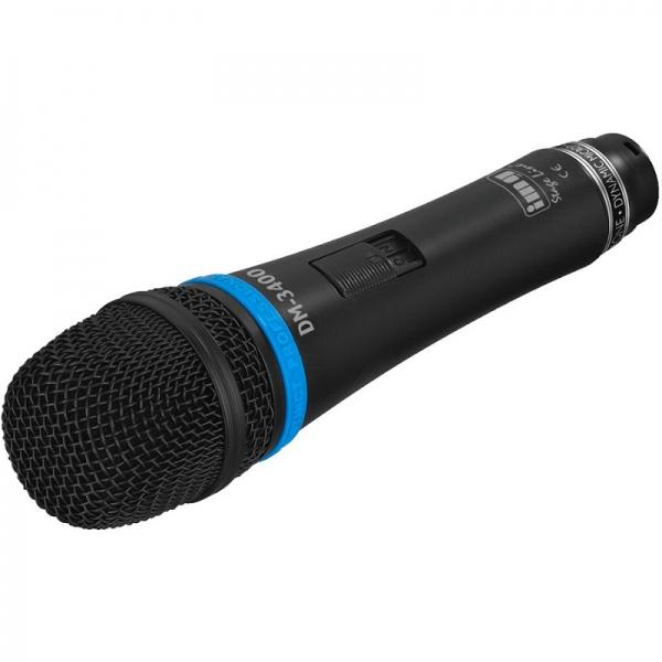 Microfon dinamic cardioid Stage Line DM-3400