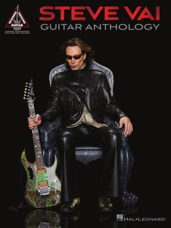No brand Steve Vai Guitar Anthology