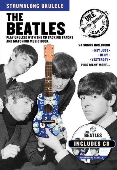 No brand Strumalong Ukulele: Beatles Hits