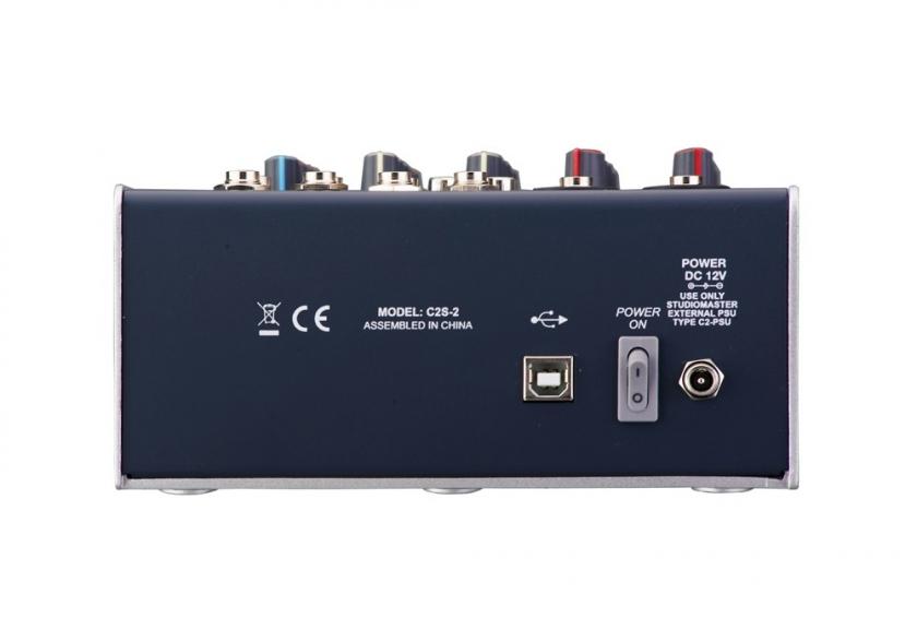 Studiomaster C2S-2 USB
