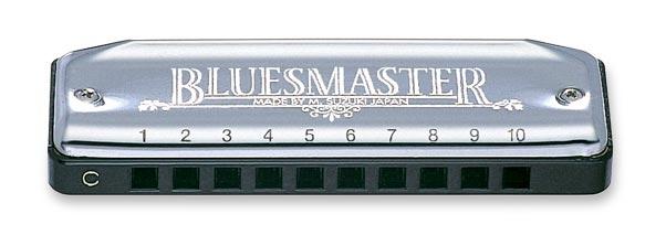 Muzicuta profesionala diatonica in Si bemol (Bb) Suzuki Bluesmaster Bb