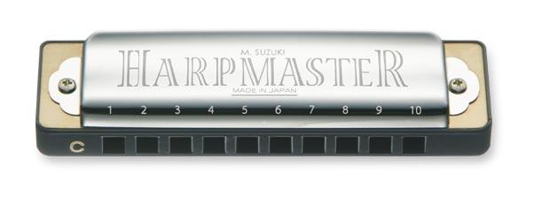 Muzicuta profesionala diatonica in La (A) Suzuki Harpmaster A