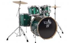 Tamburo T5 Plus Green Sparkle