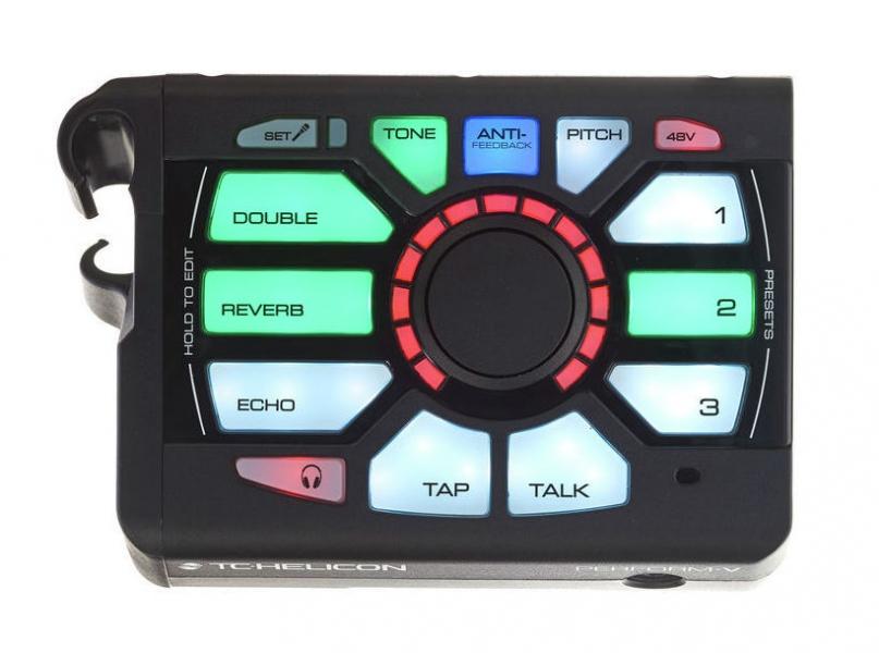 Procesor pentru voce TC Helicon Perform-V