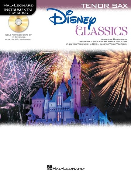No brand Tenor Saxophone Play-Along: Disney Classics