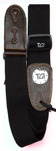 TGI Woven Strap S1303 Black