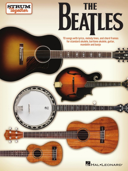 No brand The Beatles Strum Together