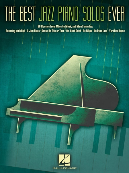No brand The Best Jazz Piano Solos Ever