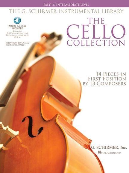 No brand The Cello Collection - Easy/Intermediate