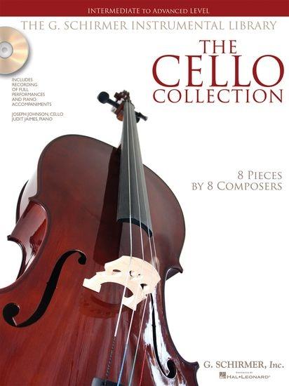 No brand The Cello Collection - Intermediate/Advanced