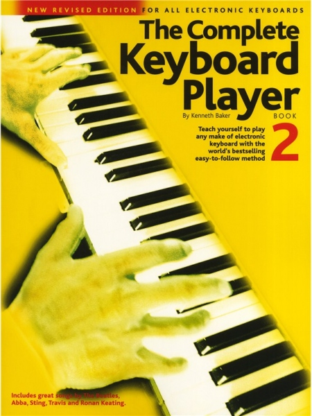 Metoda de clape The Complete Keyboard Player: Book 2 (Revised Edition)
