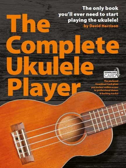 No brand The Complete Ukulele Player (Book/Audio Download)