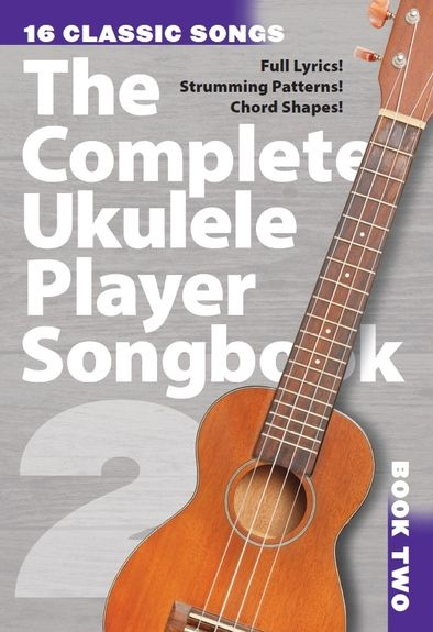 No brand The Complete Ukulele Player Songbook 2