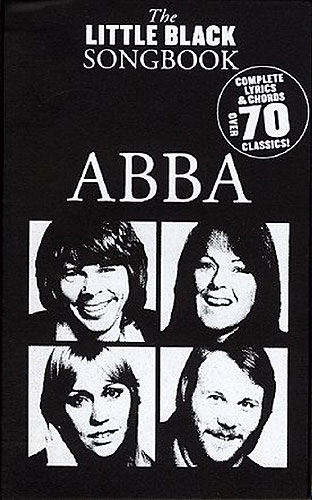 No brand The Little Black Songbook: ABBA