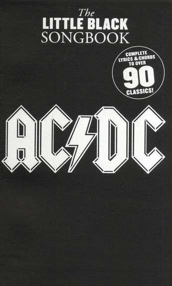 No brand The Little Black Songbook: AC/DC