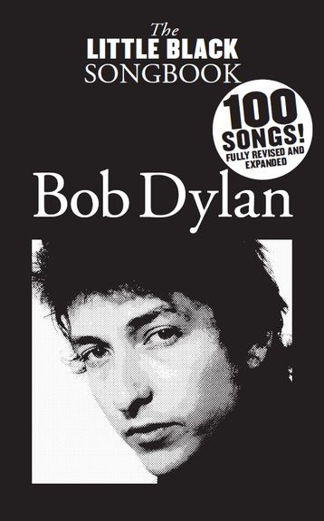No brand The Little Black Songbook: Bob Dylan