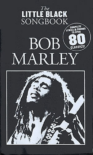 No brand The Little Black Songbook: Bob Marley