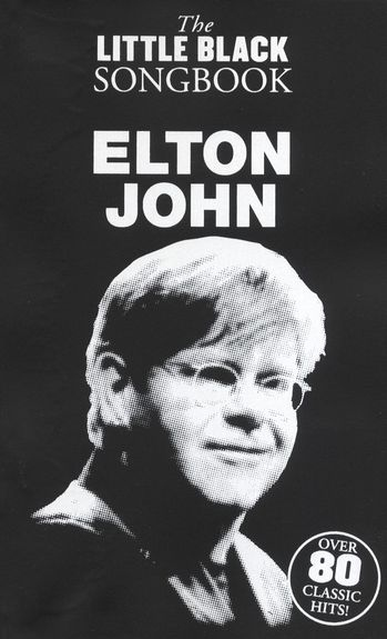 No brand The Little Black Songbook: Elton John