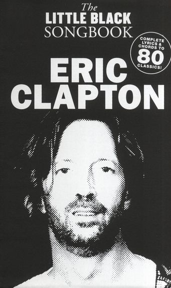 No brand The Little Black Songbook: Eric Clapton
