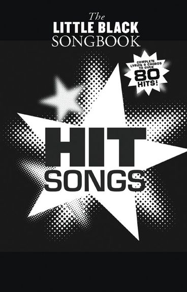 No brand The Little Black Songbook: Hit Songs