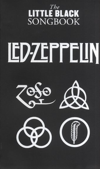 No brand The Little Black Songbook: Led Zeppelin