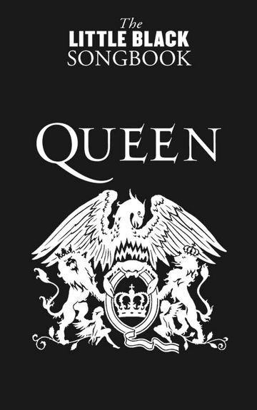 No brand The Little Black Songbook: Queen