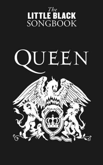 No brand The Little Black Songbook: Queen