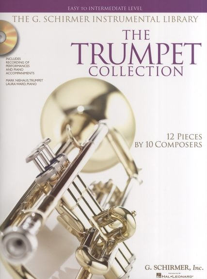 No brand The Trumpet Collection: Easy To Intermediate Level