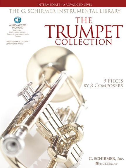 No brand The Trumpet Collection: Intermediate To Advanced Level