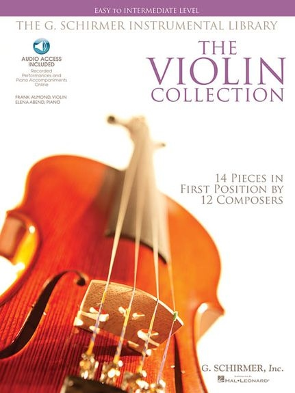 No brand The Violin Collection: Easy To Intermediate Level