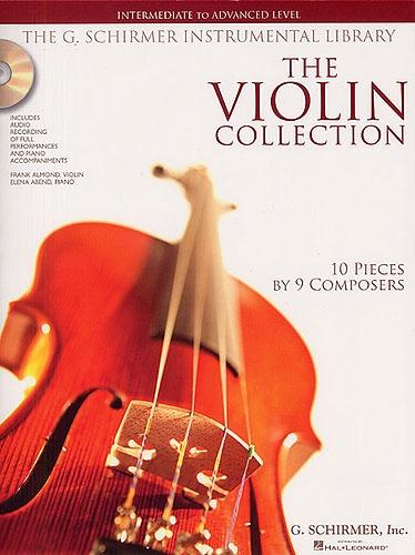 No brand The Violin Collection: Intermediate To Advanced Level