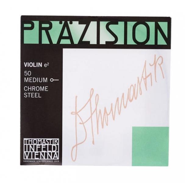 Thomastik Präzision E Violin 4/4 Medium 50