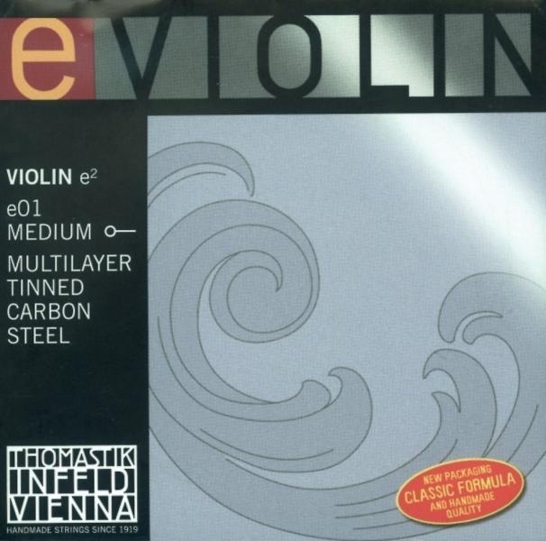 Coarda E (Mi) pentru vioar? 4/4 Thomastik Special E (Mi) Carbon Violin